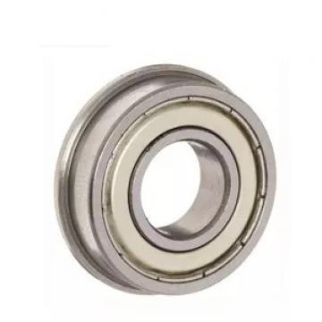 NSK E11  Single Row Ball Bearings